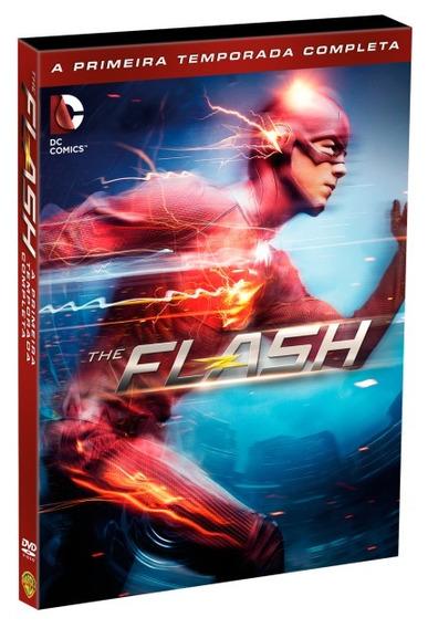 The Flash Primeira Temporada Box Original Lacrado