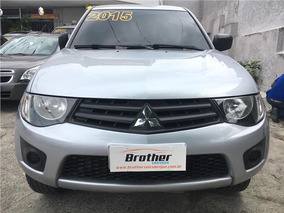 Mitsubishi L200 Triton 3.2 Glx 4x4 Cd Turbo 2015