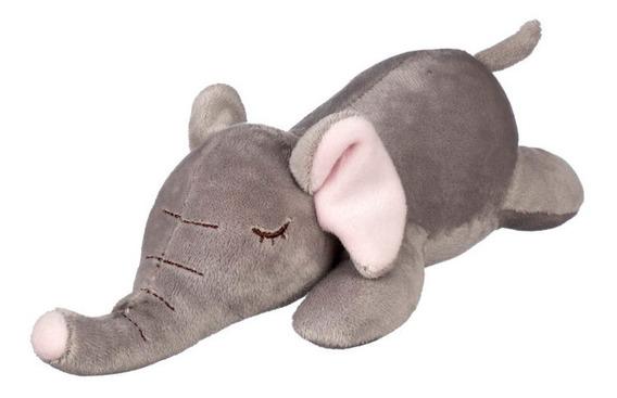 Brinquedo Bicho Pelucia Para Cachorro Cães Animal Elefante