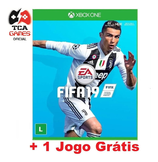 Fifa 19 Xbox One Digital + Brinde