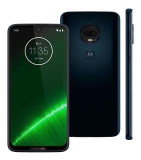 Celular Motorola Moto G7 Plus Xt1965 64gb 16mp Índigo
