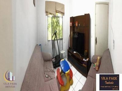 Casa Com 2 Dormitórios À Venda, 90 M² Por R$ 350.000 - Jardim Veloso - Osasco/sp - Ca0436