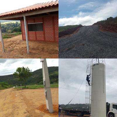 Ya Melhores Terrenos 1000m² Da Região C/portaria E Luz