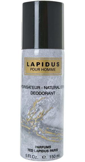 Ted Lapidus Lapidus Pour Homme - Desodorante Masc. 150ml Blz