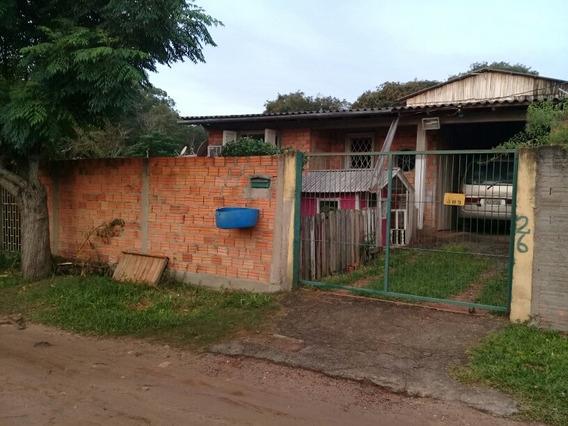 2 Casas Um Galpão Campeiro Na Parte De Sima