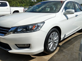 Honda Accord V6 Blanco 2013