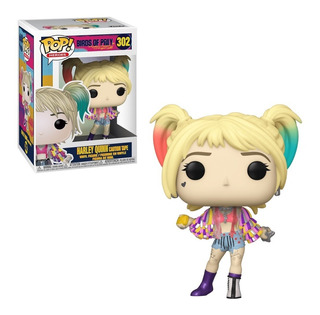 Funko Pop Harley Quinn Tape Birds Of Prey # 302 * Balvanera