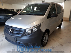 Mercedes Benz Vito 1.6 111 Cdi Furgon Mixto Aa 114cv 2016