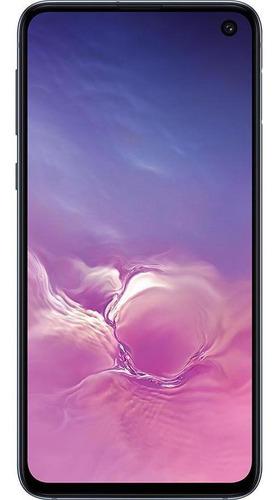 Imagem 1 de 4 de Samsung Galaxy S10e 128gb Preto Muito Bom
