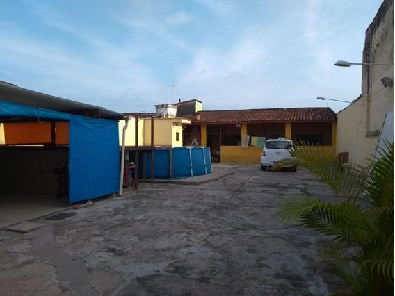 Casa Em Balneário Itaguaí, Mongaguá/sp De 88m² 2 Quartos À Venda Por R$ 190.000,00 - Ca441474