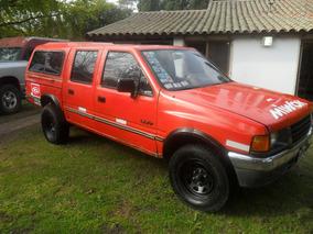 Chevrolet Luv 2.3 Pick-up 96 D/cab 4x2 Nafta Gnc $ 1300000