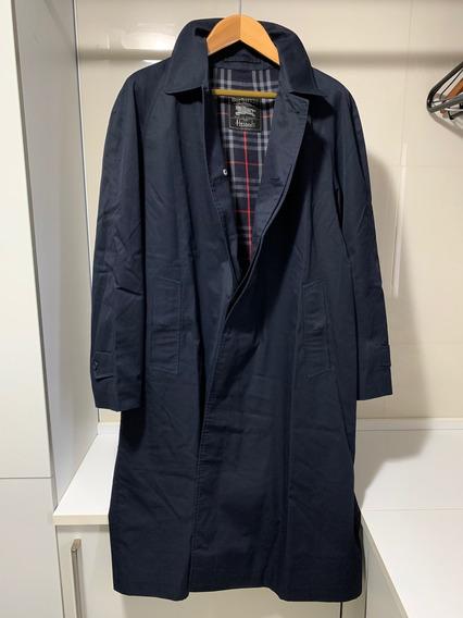 Trench Coat Burberry -sobretudo Masculino (made In England)