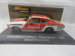 1:43 Stock Car - Chevrolet Opala - Paulo Gomes (aa 31)