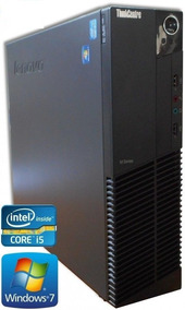 Pc Cpu Desktop Lenovo Intel Core I5 2.8ghz 8gb Ddr3 Hd 500gb