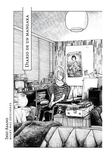 Imagen 1 de 1 de Diario De Un Mangaka - Inio Asano