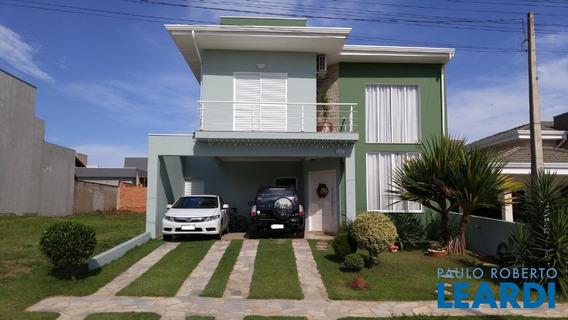 Casa Em Condomínio - Condomínio Terras Do Fontanário - Sp - 534928