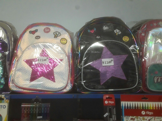 Mochilas Footy Originales