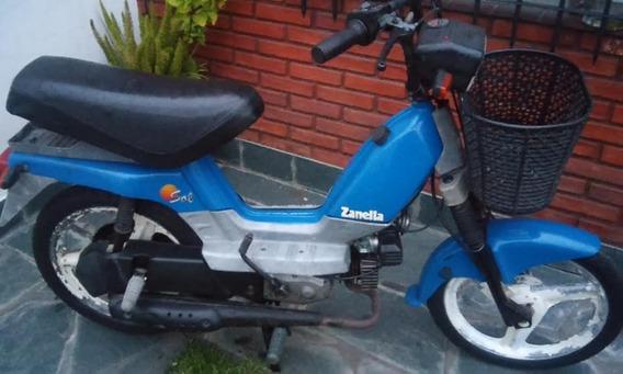 Ciclomotor Zanella Automatica