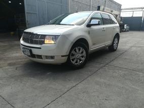 Lincoln Mkx V6 Awd Premier Piel Qc 4x4 At