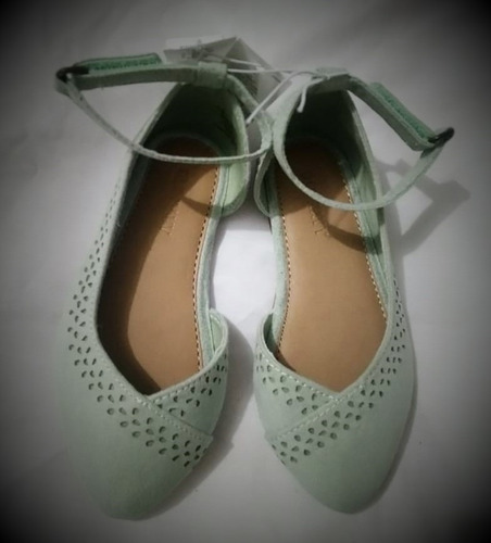 46a2ed73 Balerina Bebe Niña Zapatos Old Navy Importado Nuevo Original