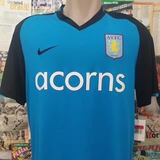 Camisa Nike Aston Villa 2008/2009