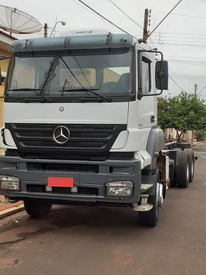 M. Benz Axor 3340 6x4 Traçado 2006/2006 (vt)