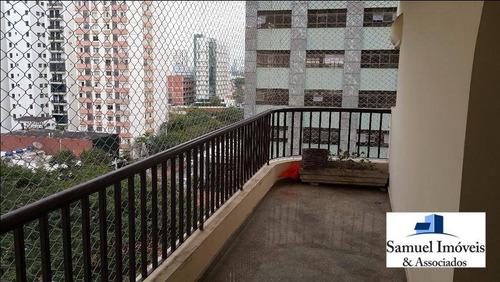 Imagem 1 de 20 de Apartamento Com 4 Dormitórios À Venda, 212 M² Por R$ 1.888.000,00 - Moema - São Paulo/sp - Ap3133