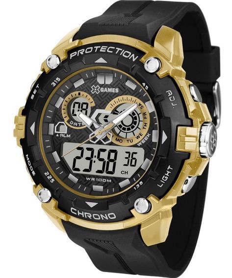 Relógio X-games Masculino Xmppa275bxpx
