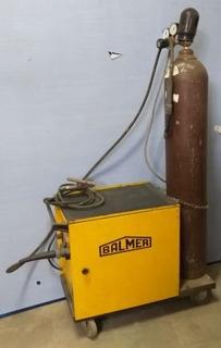 Máquina De Solda Mig Trifásico 220/380v - Balmer