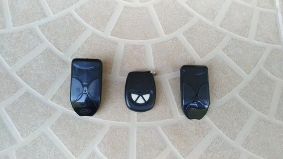 03 Controles Para Portão Eletrônico