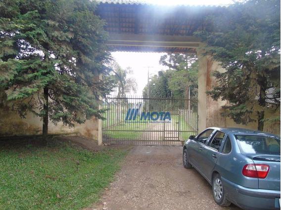 Chácara Condomínio Fechado São José Dos Pinhais - Ch0168