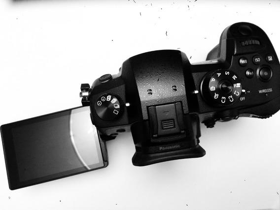 Panasonic Gh5 Corpo (semi-nova)
