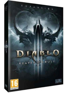 Diablo 3: Reaper Of Souls (expansión) Pc - Prophone