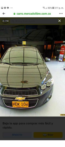 Chevrolet Sonic 2013 1.6 Lt 5 P