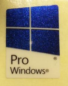 Adesivo Original Windows 10 Pro