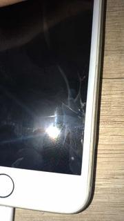 iPhone 8 Plus 64 Gb Usado, Tela Trincada Mas Não Interfere