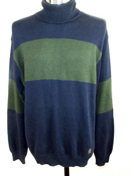Tommy Hilfiger Sweater Cuello Alto Talla Extra Grande