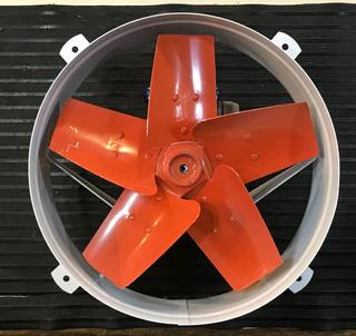 Extractor De Aire Industrial 61 Cm Monofasico Mcg