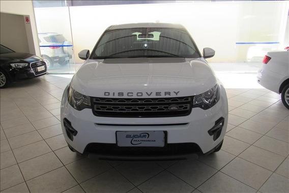 Land Rover Discovery Sport 2.0 16v Si4 Turbo Gasolina Se 4p