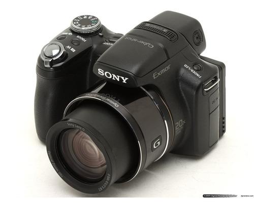 Câmera Sony Dsc Hx1 Semi-profissional Na Caixa