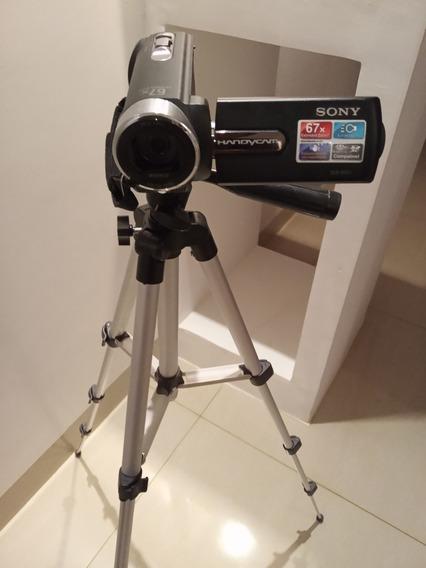 Camera Sony +tripé Alumínio