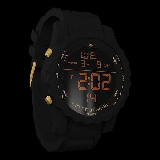 Relógio 18k Watches Rio De Janeiro