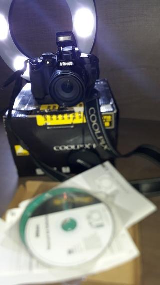 Câmera Coolpix P510 Nikon