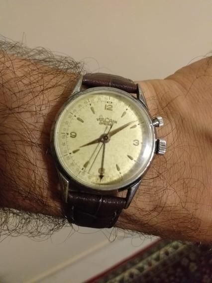 Relógio Vulcan Cricket 1950 Raro