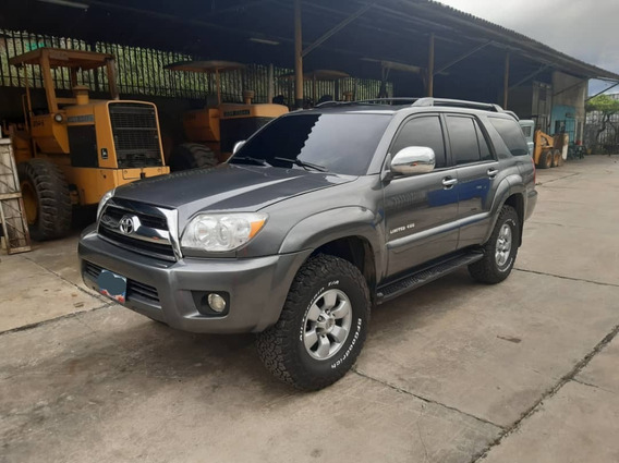 Toyota 4runner Limited 2007 4x4