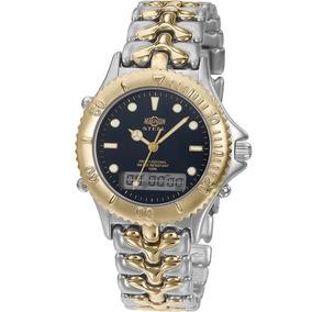 Relógio Magnum Feminino Steel Original Garantia Nfe Ms10030a