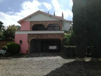Casa En Venta En Santa Maria Frac Privado $7,500,000