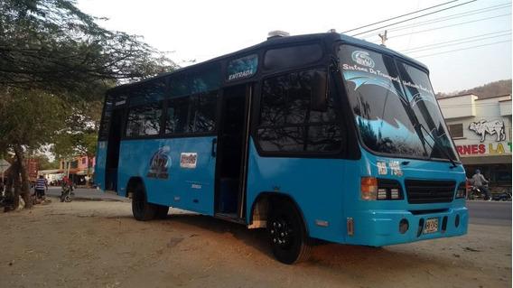 Buseta Npr Santa Marta