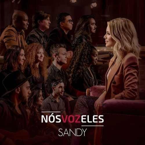 Cd Sandy Nos Vos Eles 2018