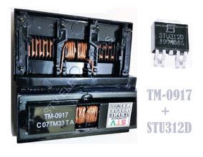 Trafo Inversor Tm-0917 T M-1017 Samsung Frete Gratis Cr